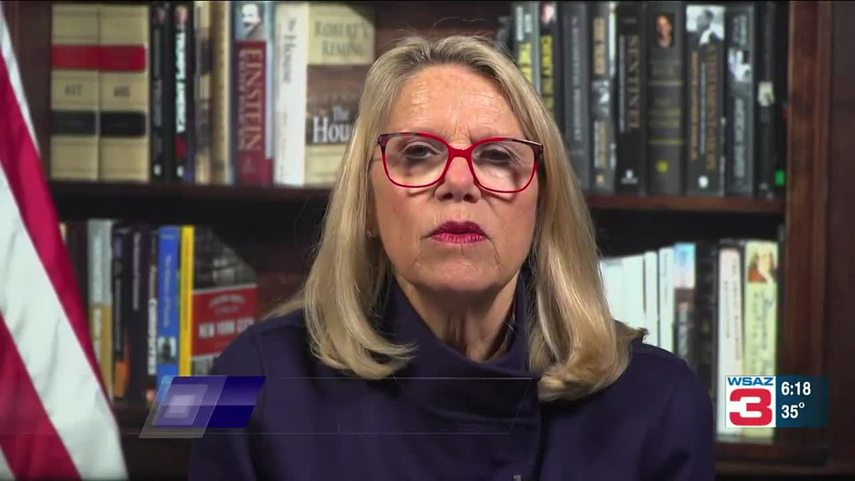 For several months, U.S. Rep. Carol Miller, R-W.Va., has been working to make an economic deal...