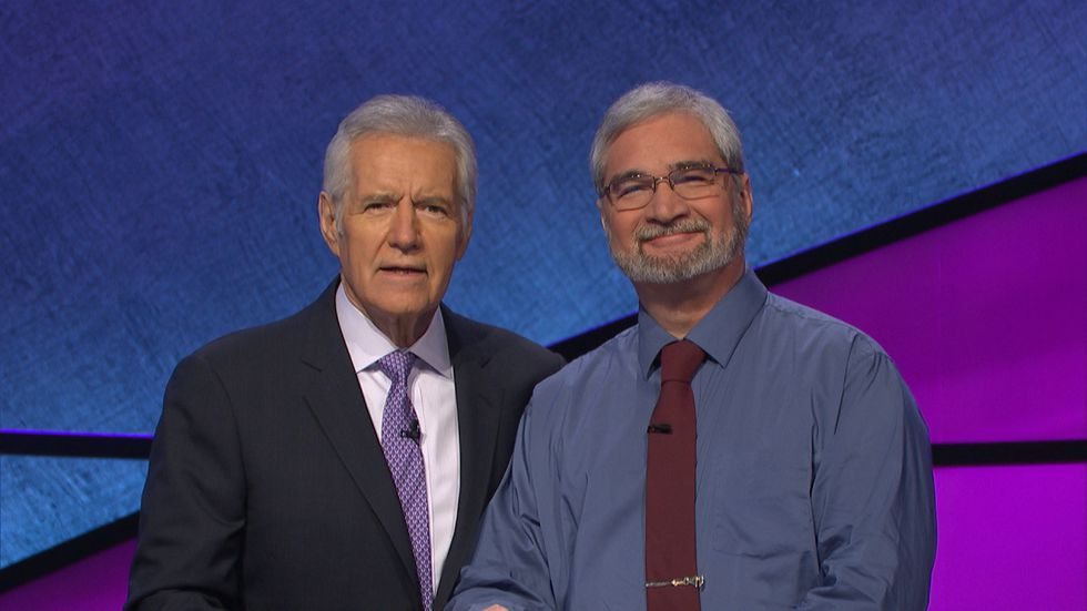 Jim-Bob Williams, from St. Albans, reflects on his time on 'Jeopardy!'