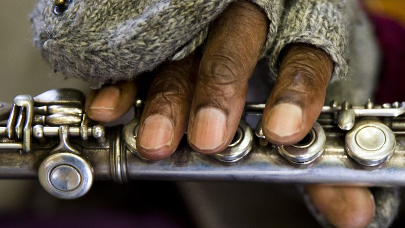 The flute was reported missing in 2012 after its owner left it in a taxi cab, according to...