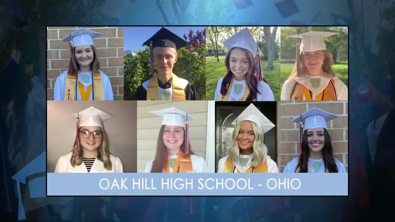 Best of the Class OAK HILL OHIO_OHIO VALLEY CHRISTIAN_PAINTSVILLE_PIKE COUNTY
