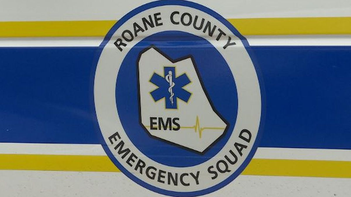 One of three Roane County ambulances in operation 24 hours per day under current funding.