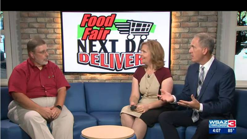 Tim Forth, President of Food Fair, shares the layout of the new service and what you can expect...