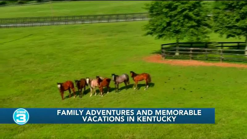 Family adventures and memorable vacations in Kentucky