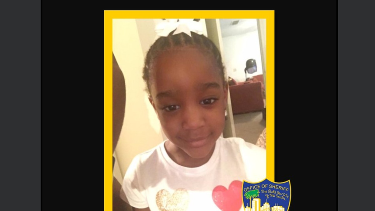 An Amber Alert is in effect for a 5-year-old child, Taylor Williams. Throughout the day and night, dozens of first responders searched for Taylor. (Source: WJXT/CNN)