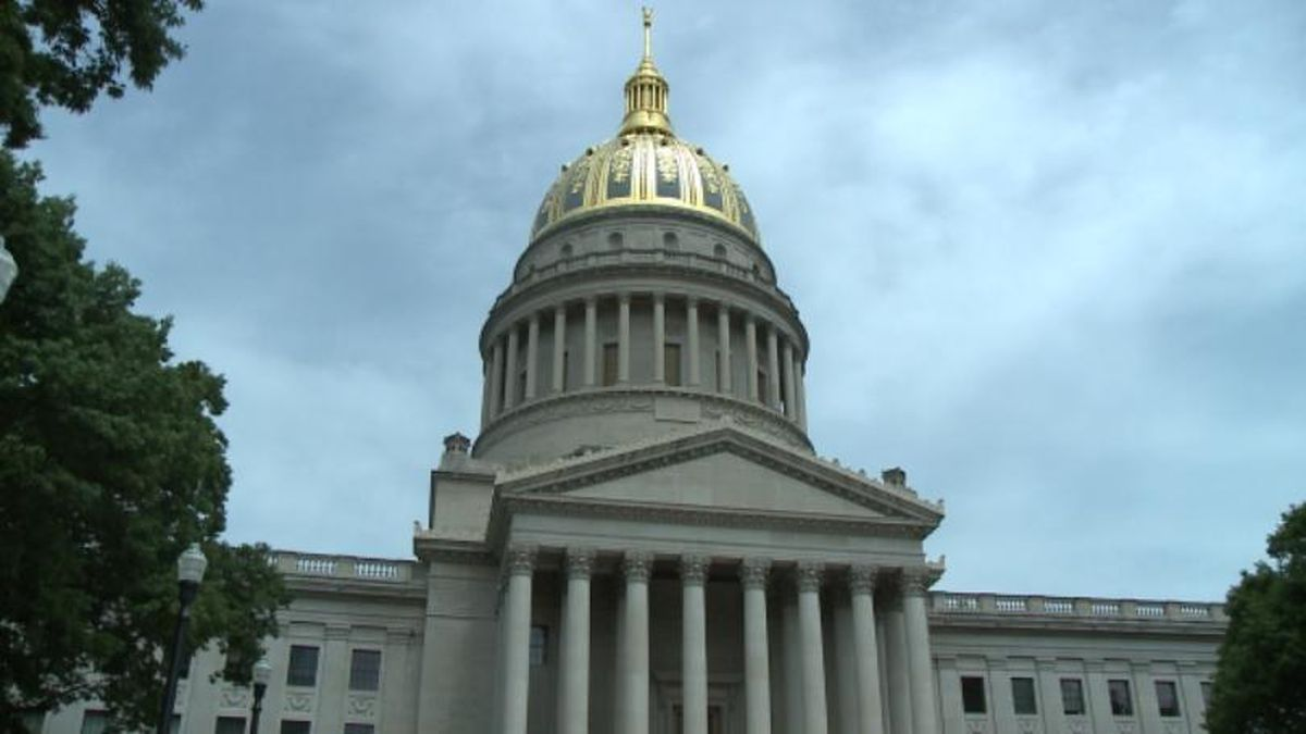 File image of the West Virginia capitol building
