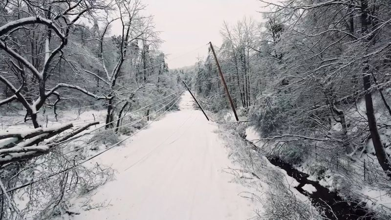 The repeated rounds of winter storms claimed two lives in Boyd County this week after officials...