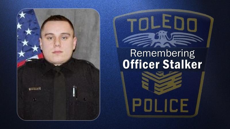 Remembering fallen TPD Officer Brandon Stalker