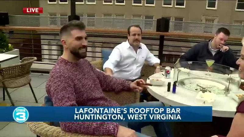Cigar box with Lafontaine's member