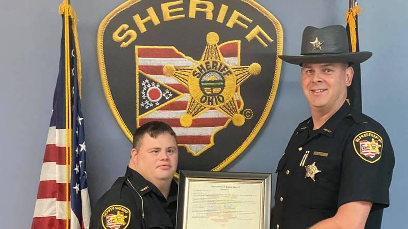 Gallia County Sheriff's Department welcomes 'Deputy Zach'