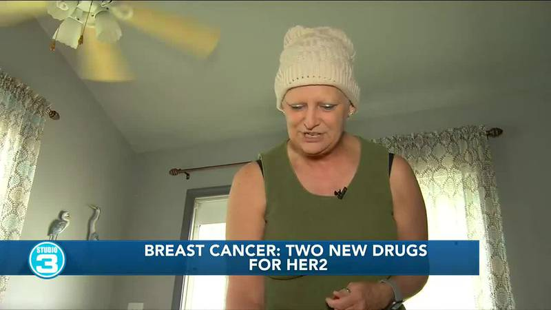 Breast cancer: two new drugs for Her2