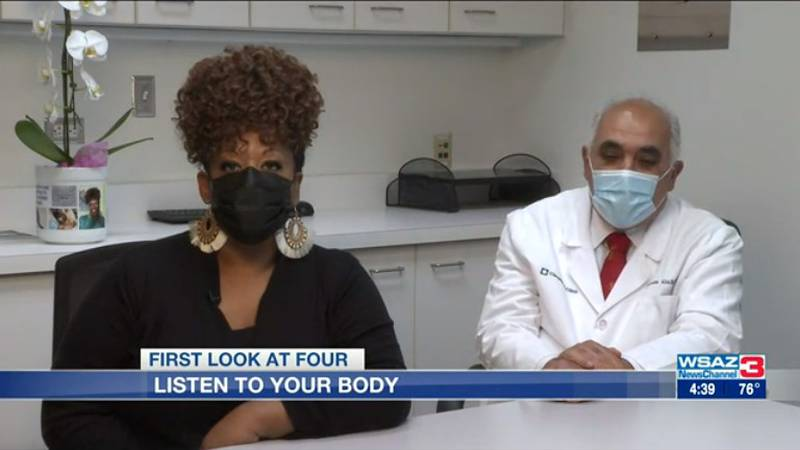 Tereka Eanes and Dr. Kareem share the journey they both took together to get to recovery.