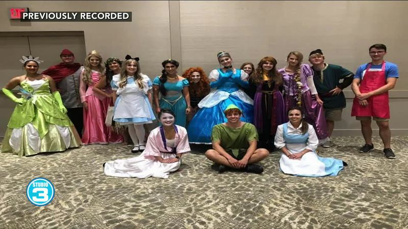 Taylor Eaton caught up with organizers of Valley Park's Story Booth Adventure drive thru that...