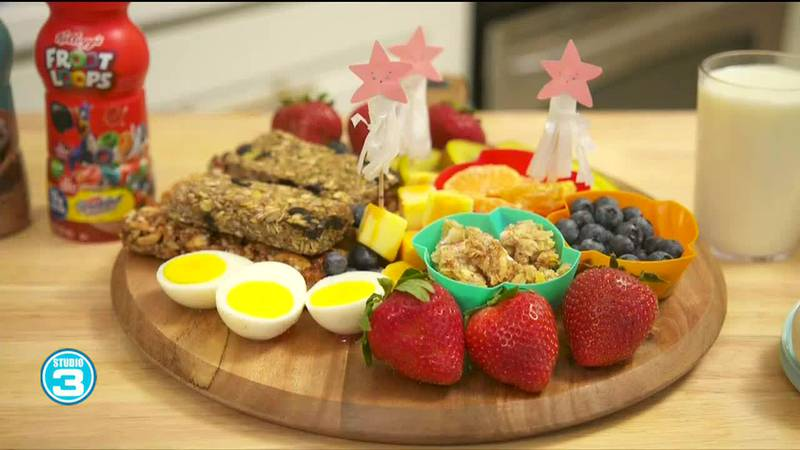 Nutrition tips for busy families