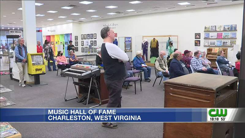 Music careers in the mountain state with the W.Va. Music Hall of Fame