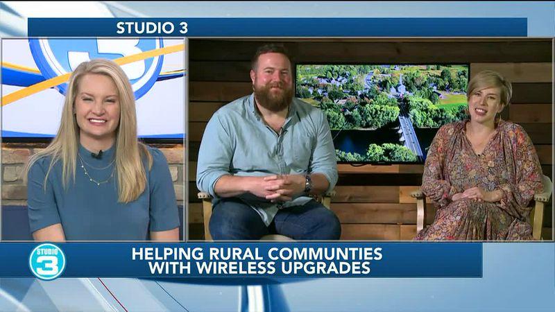 HGTV's Ben and Erin Napier helping rural communities