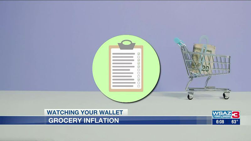 Watching Your Wallet: Grocery Inflation