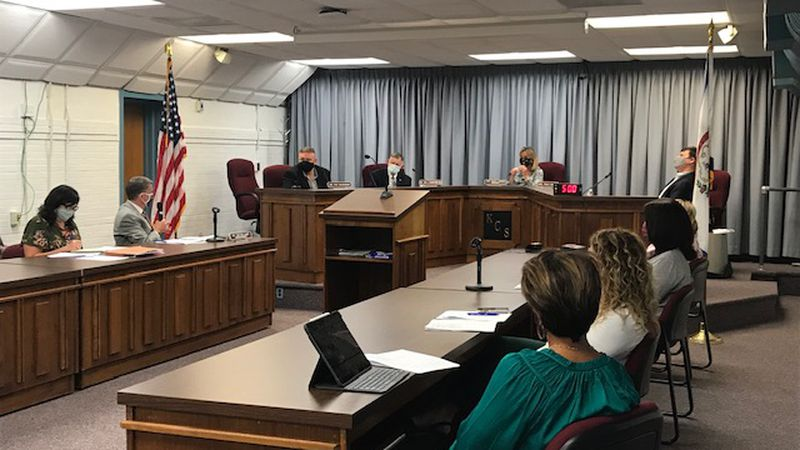 During Thursday's Kanawha County Board of Education meeting, some teachers raised concerns...