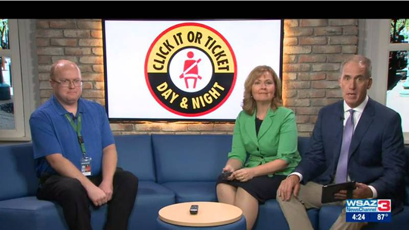 Beau Evans, the Traffic Safety Director for the city of Huntington, shares the importance of a...