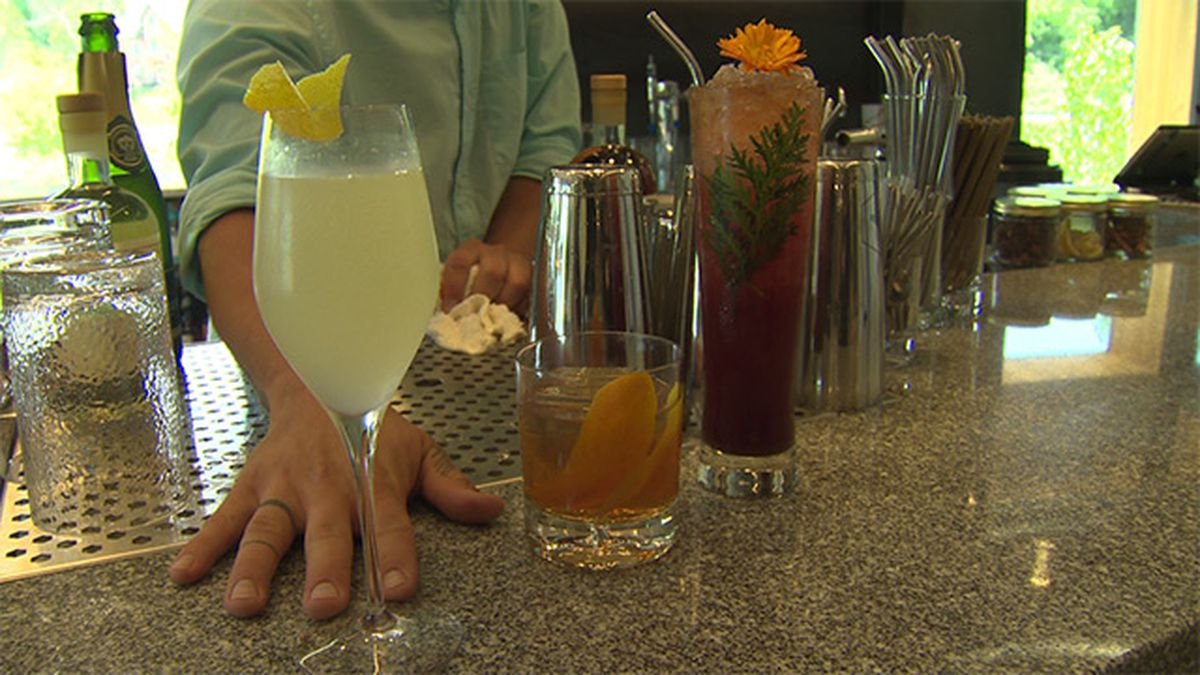 The results are unofficial, but the chairman of the organization working to allow the sale of alcohol in some parts of Greenup County, Kentucky, says the measure passed Monday.