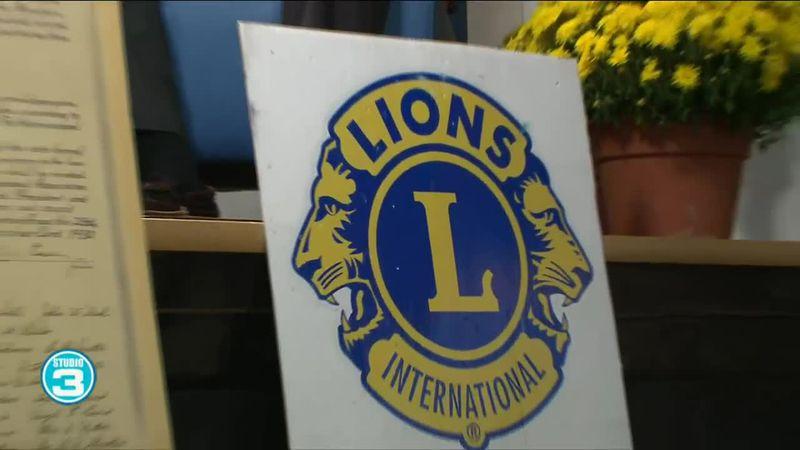 Milton Lions Club on Studio 3
