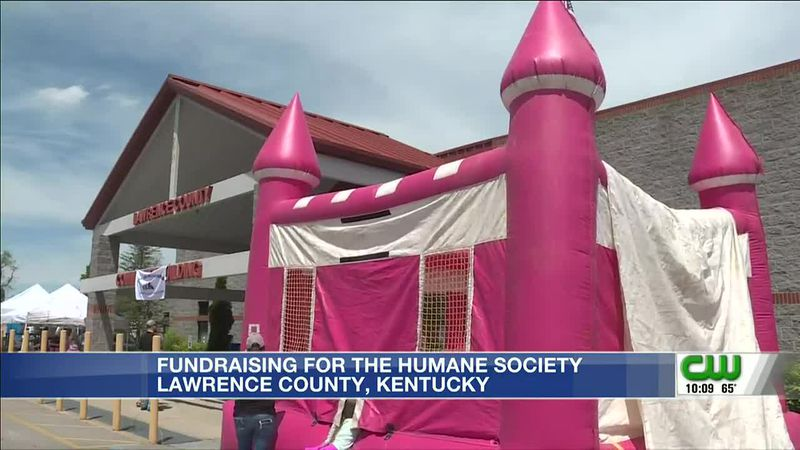 Lawrence County Humane Society hold fundraiser
