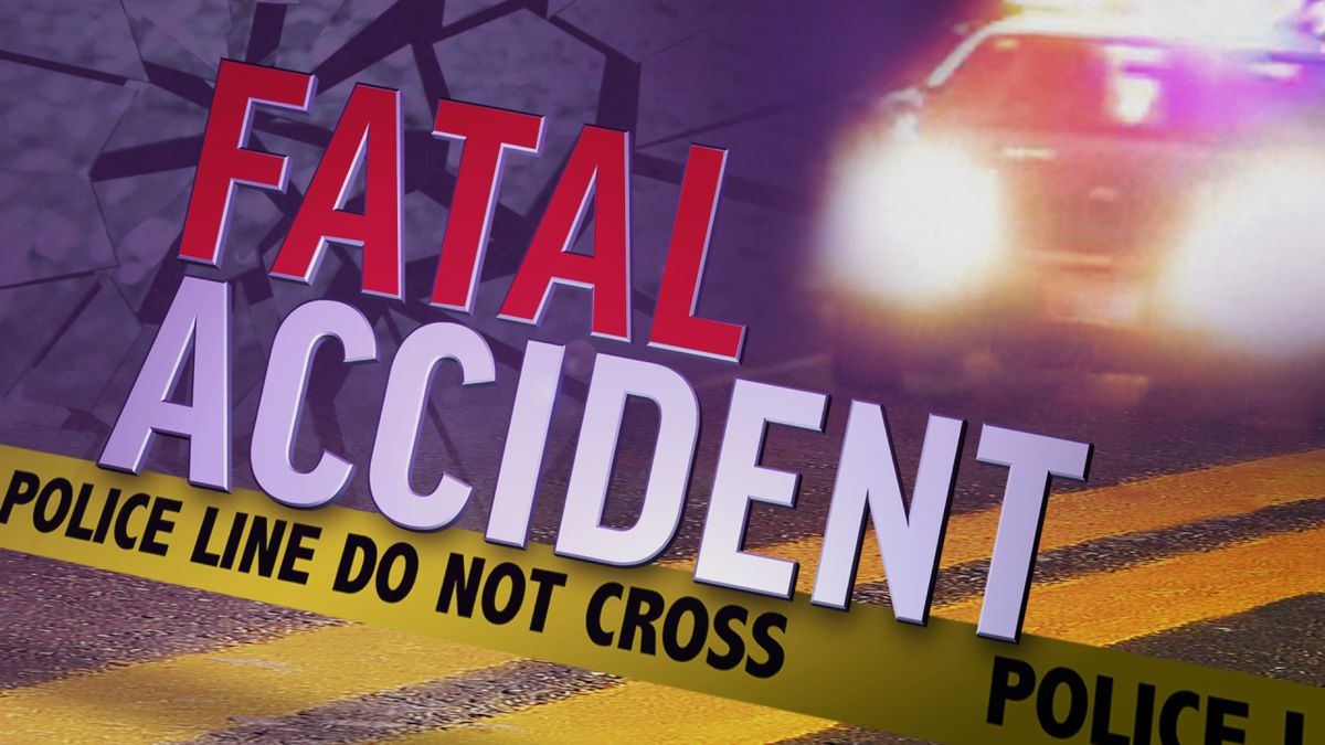 One person has died after a crash on Route 331.
