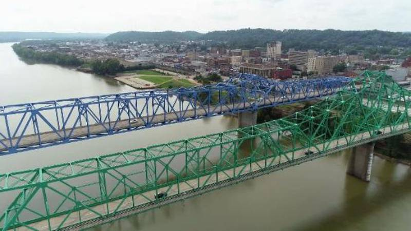 Drivers should expect daily delays as contractors next week inspect the two bridges that cross...