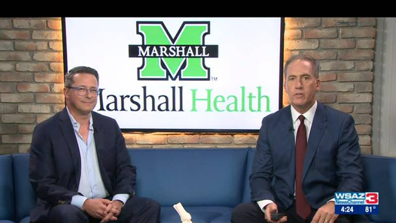 Dr. Michael Gentile from Marshall Health shares the importance of foot health and what he can...