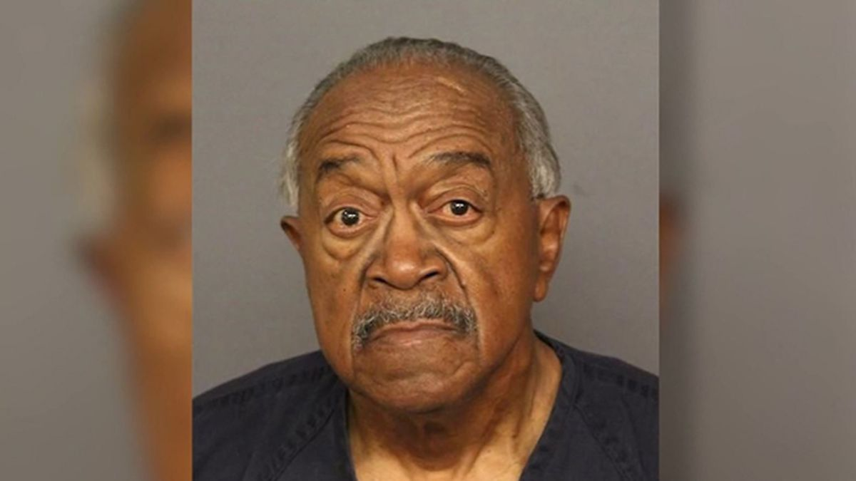 Lessie Britton, 75, is accused of fatally shooting a neighbor after a dispute over parking. (Source: KDVR/Denver Police Department/CNN)