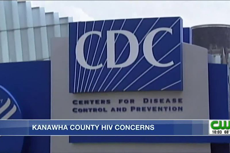 CDC responds to Manchin request for HIV inquiry