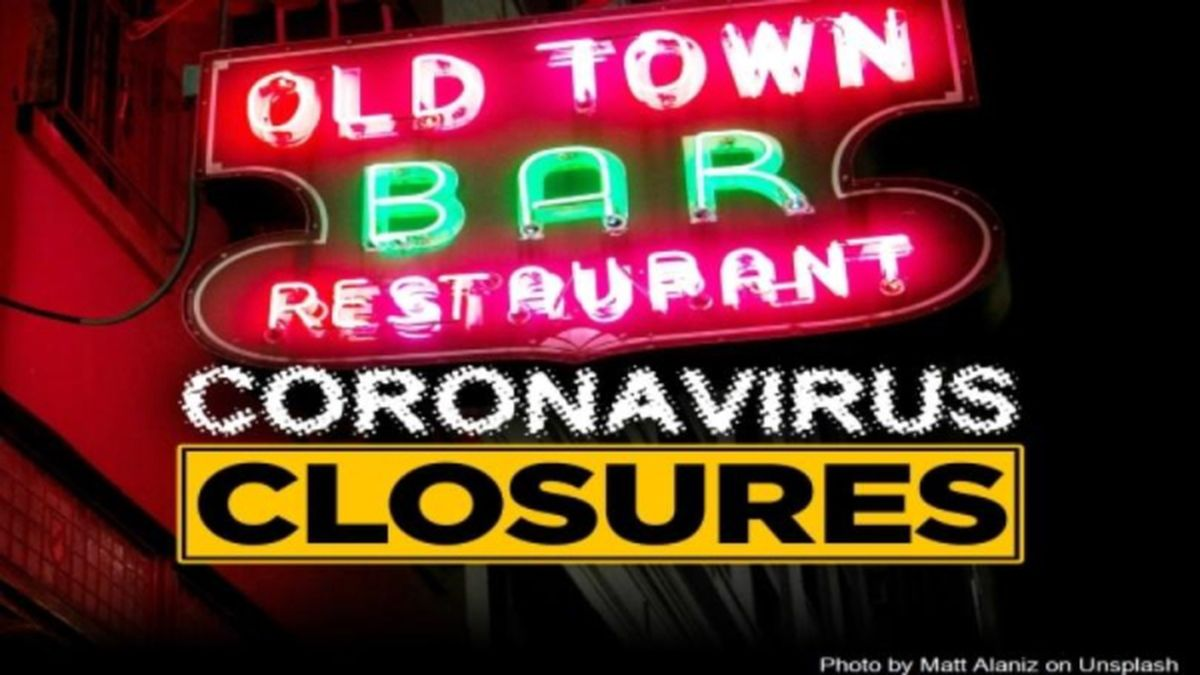 Bars and restaurants in West Virginia could be closing as soon as Tuesday said Governor Jim Justice in an exclusive WSAZ interview Monday evening.