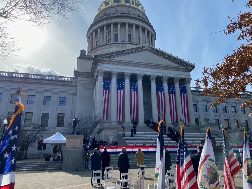 2021 West Virginia Gubernatorial and Constitutional Officer Inauguration Ceremony will include...