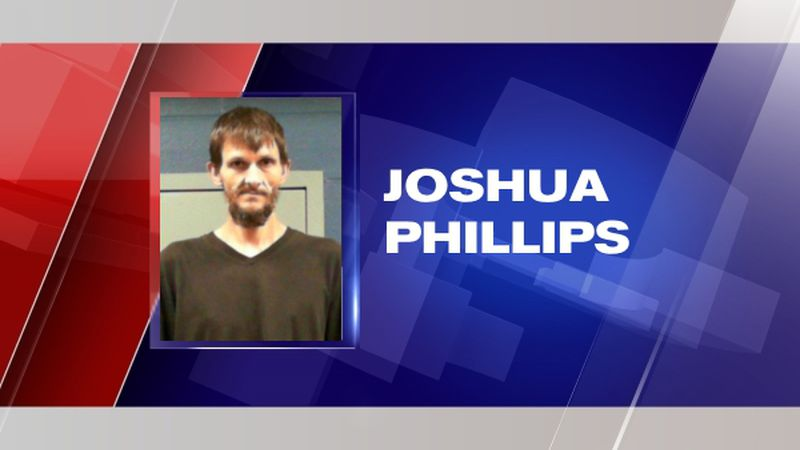 Police say Joshua Phillips is the suspect in the shooting of a Charleston Police officer.