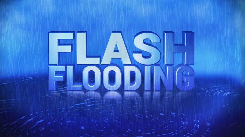 The threat of flash flooding lingers as evening storms pop up throughout the Tri-State....