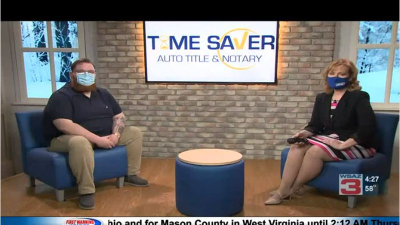 Samuel McGuffin with Time Saver Auto Title & Notary shares how you can skip the line at the DMV...