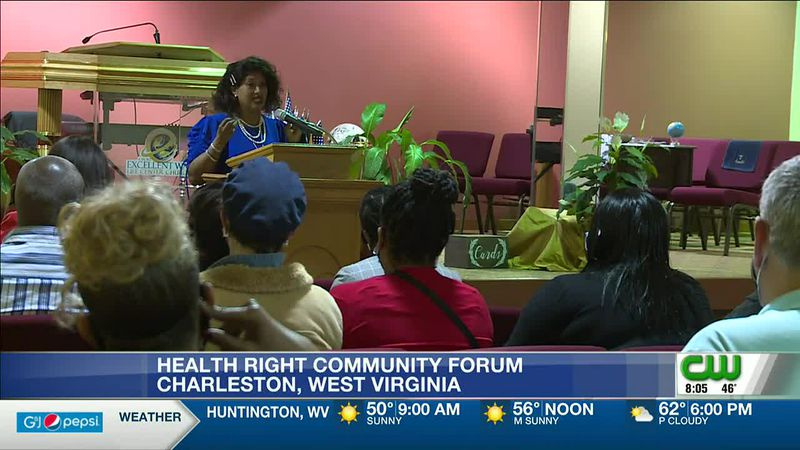West Virginia Health Right holds community forum on satellite clinic