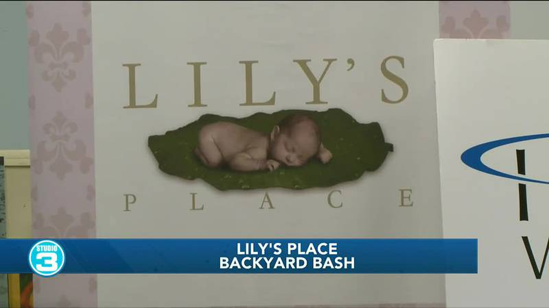 Backyard Bash with Lily's Place