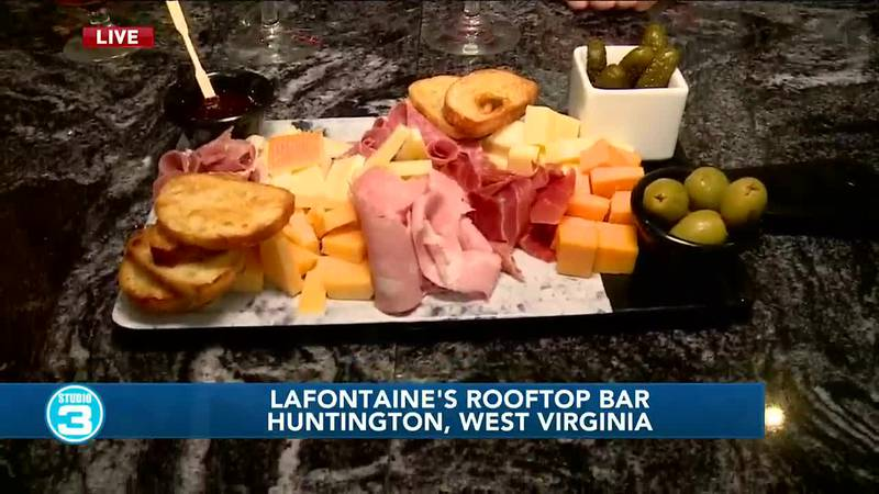 Appetizers at Lafontaine's