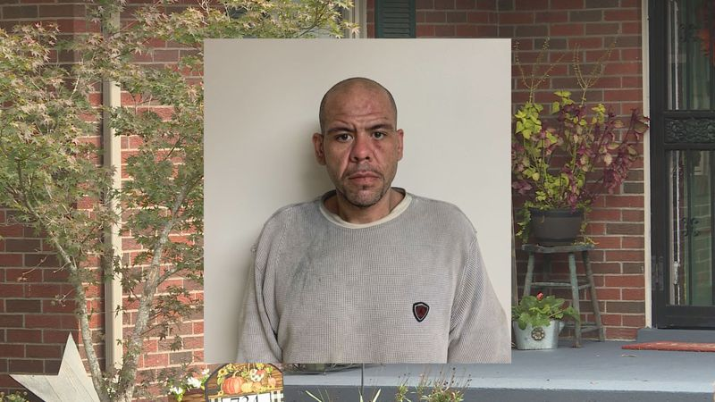 Charleston Police have arrested Paul Hedrick following a string of break-ins along Churchill...