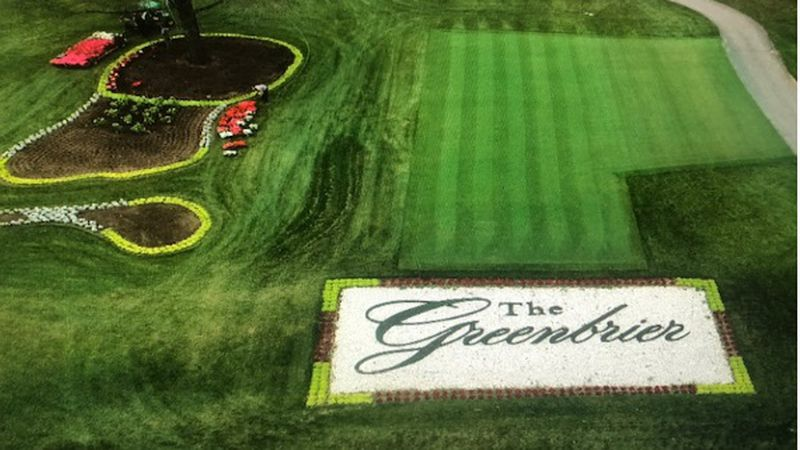 Greenbrier PGA Event ends