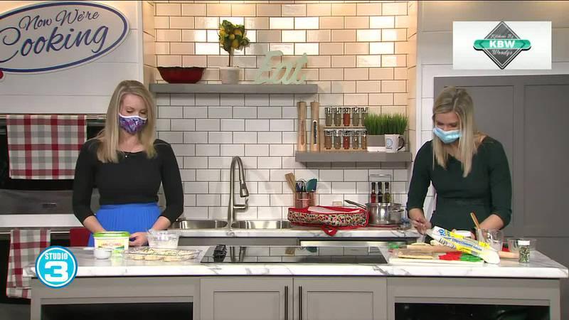Sarah shares Mimi's sugar cookie recipe