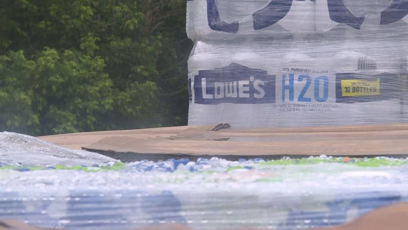 People without water can stop by the Lincoln County 911 Center to pick up bottled water and...