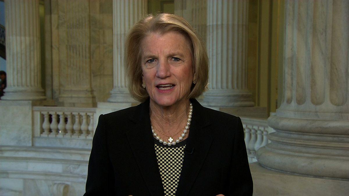 U.S. Senator Shelley Moore Capito. (R-W.Va.)
