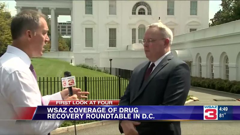Our own Tim Irr was at the White House Thursday to cover a roundtable event about recovery from...
