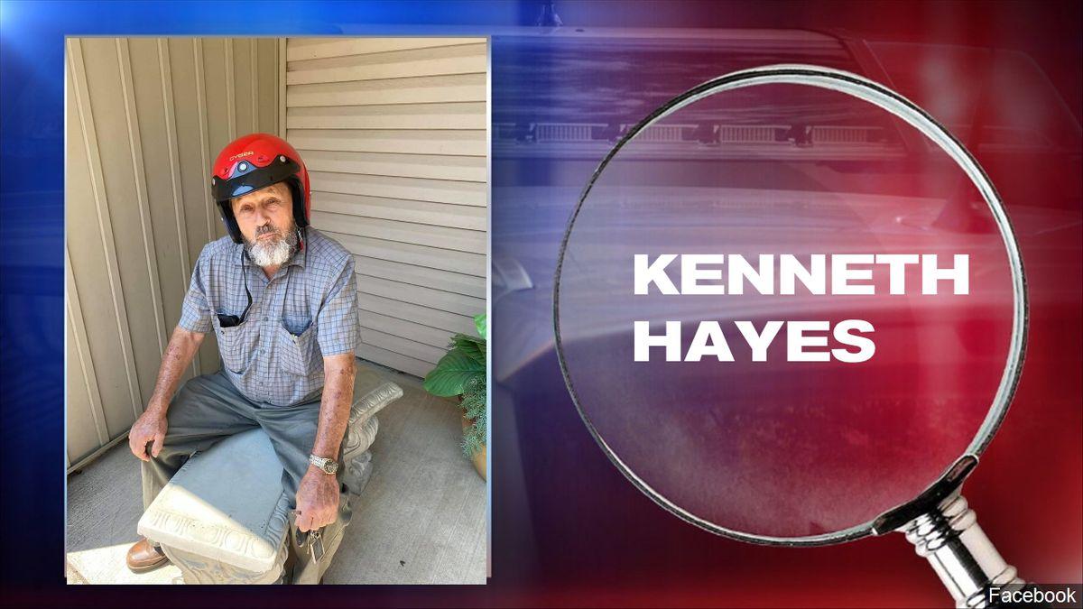 Kenneth Hayes