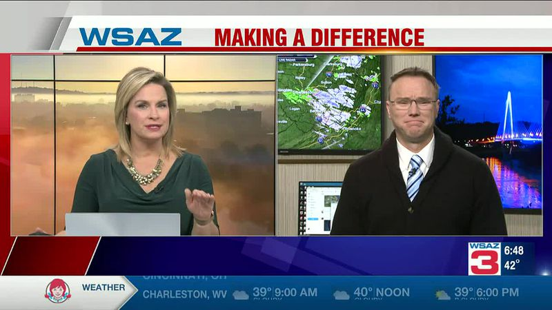 Brandon Butcher Delivers the First Warning Forecast for Tuesday, December 22nd, 2020.