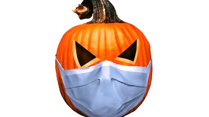 But, with the coronavirus pandemic, they feel a drive-thru trick-or-treat would be the safest...