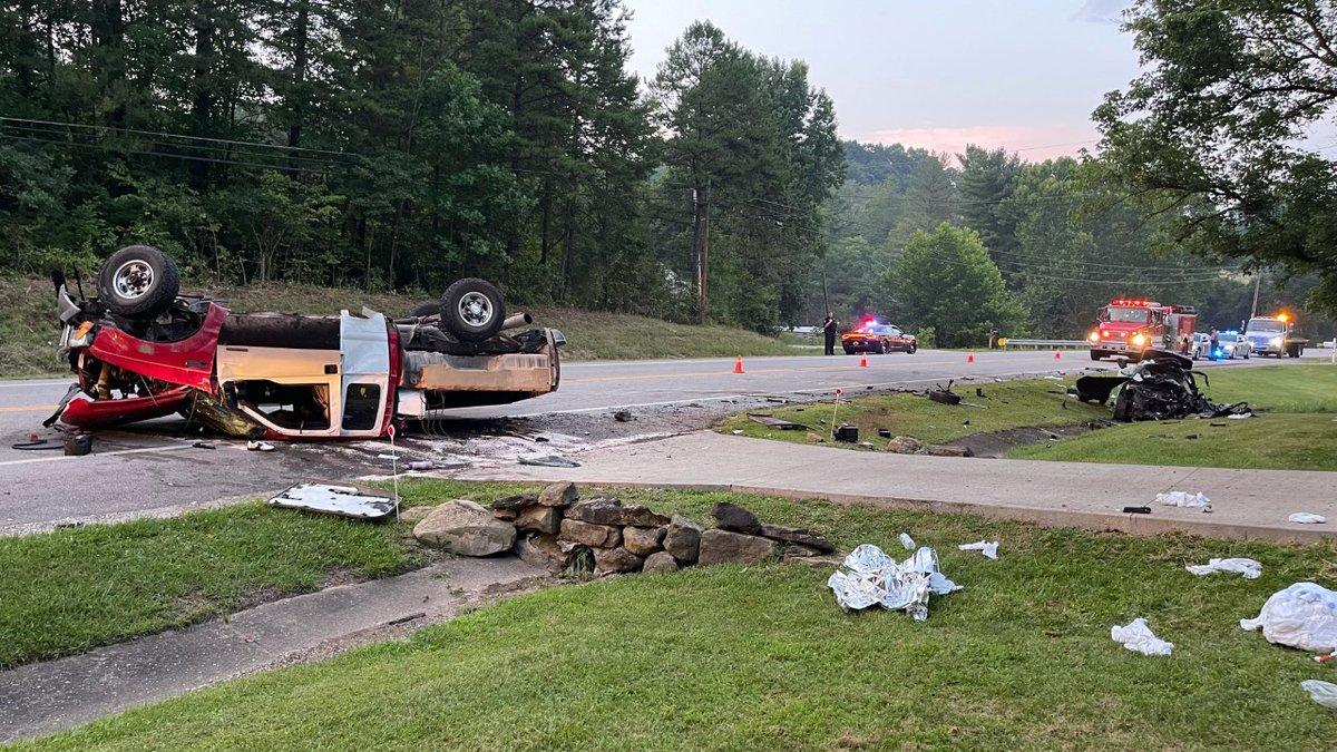 Crews are on-scene of a serious accident in Meigs County, Ohio.