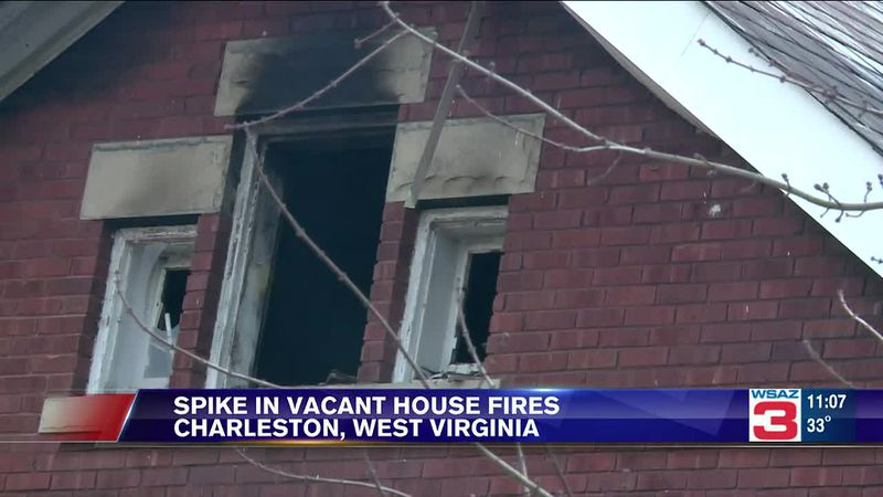 Charleston Fire Department says over the past week, they've had seven fires already.