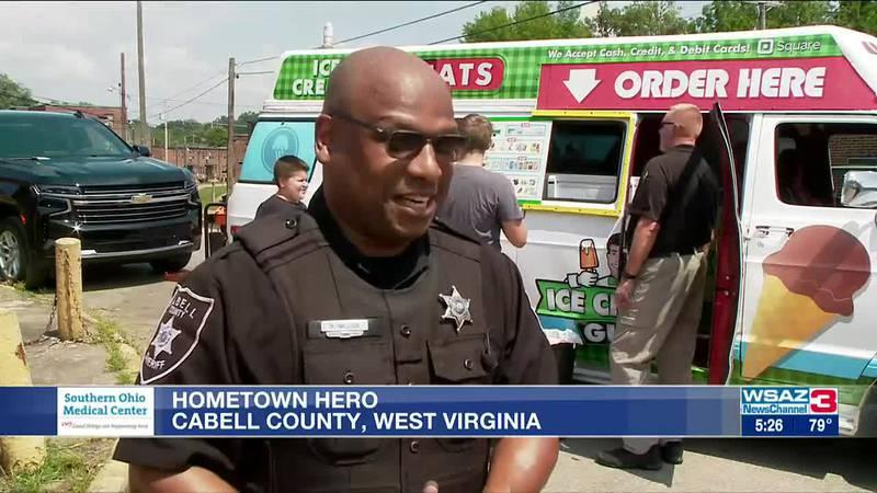 Hometown Hero | Deputy First Class Bocky Miller